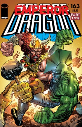 SavageDragon163_cover