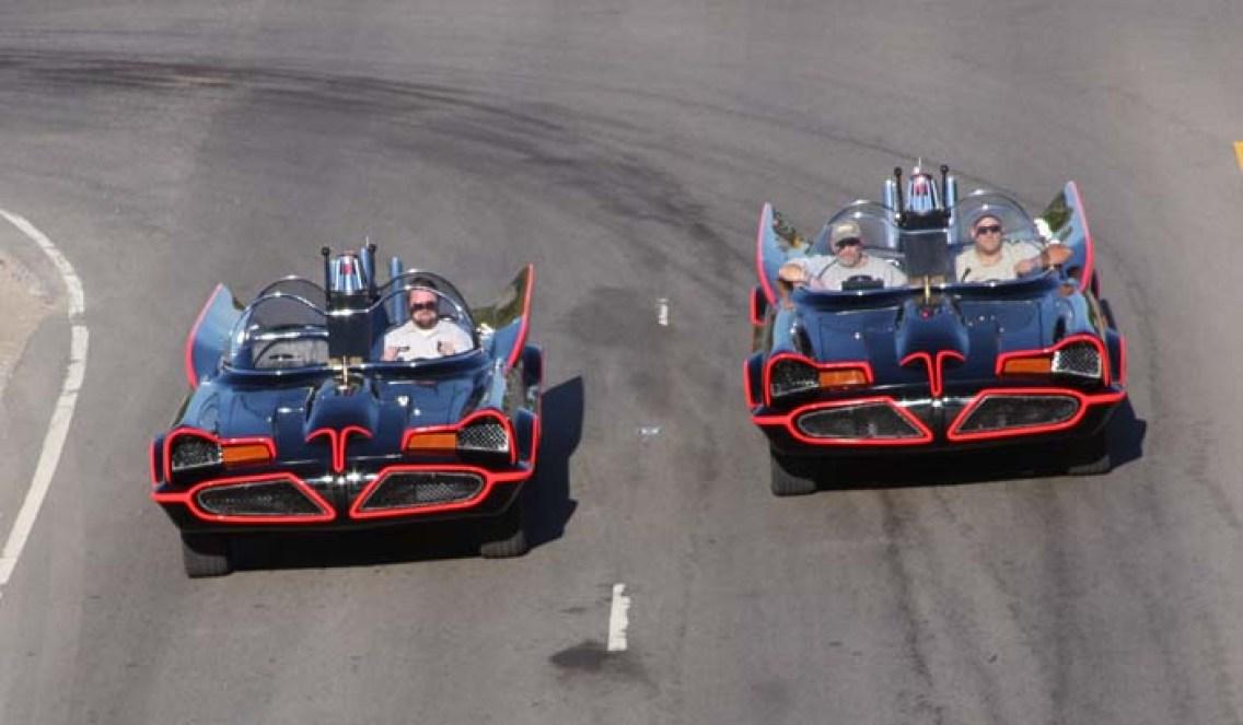 two cars high angle mod