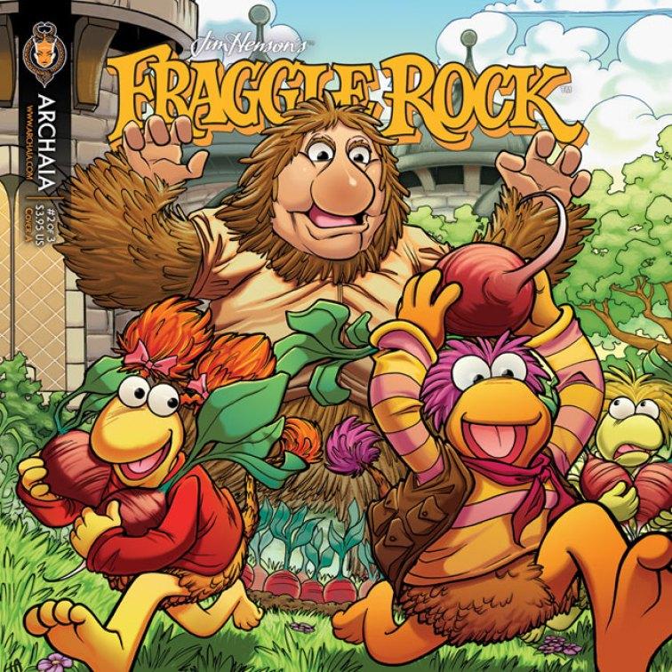 Fraggle-Rock-v2-002-Cover-A