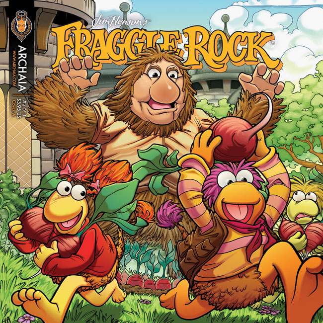 Fraggle-Rock-v2-002-Cover-A