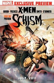XMEN_Schism_1_Cover
