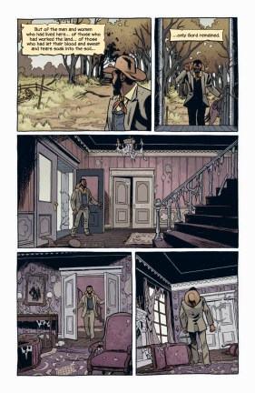 SIXTH GUN #15 PREVIEW PG 5