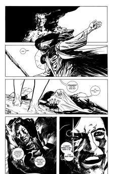 Wasteland #31 Preview pg 2