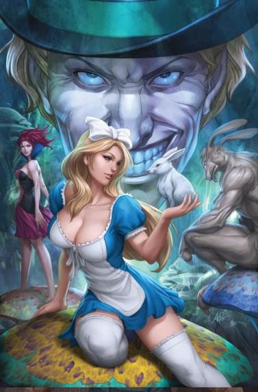 Alice01A- Artgerm