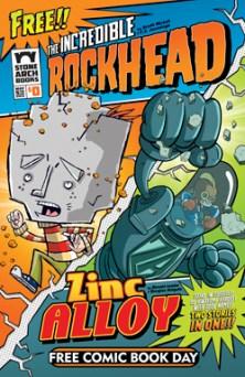 Capstone FCBD12_ROCKHEAD & ZINC ALLOY