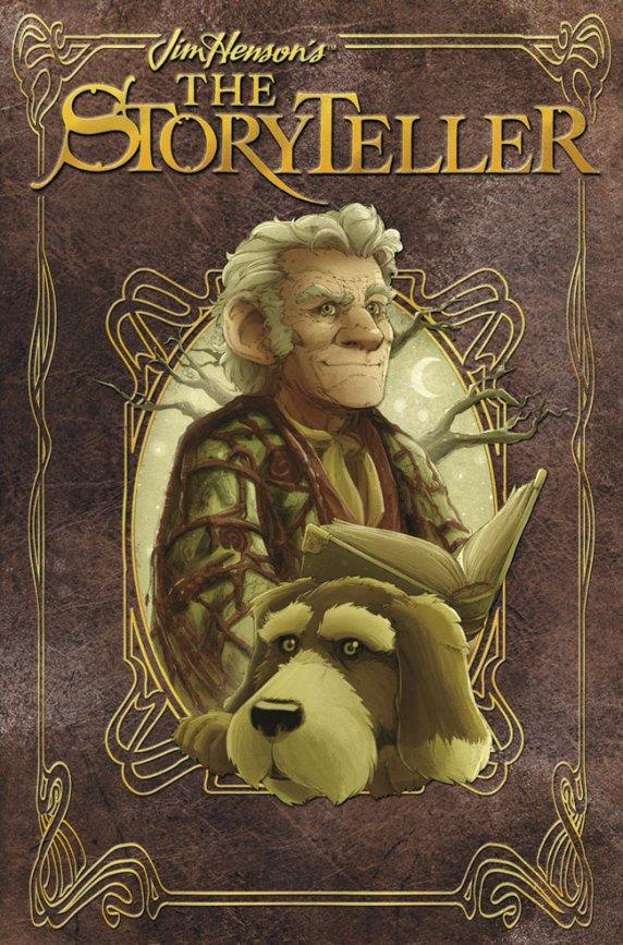 Storyteller-Cover