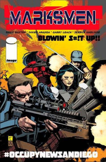 Marksmen#5_Cover