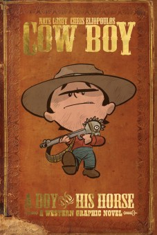 Cow Boy HC Cover