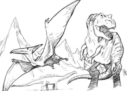 dinossaurs