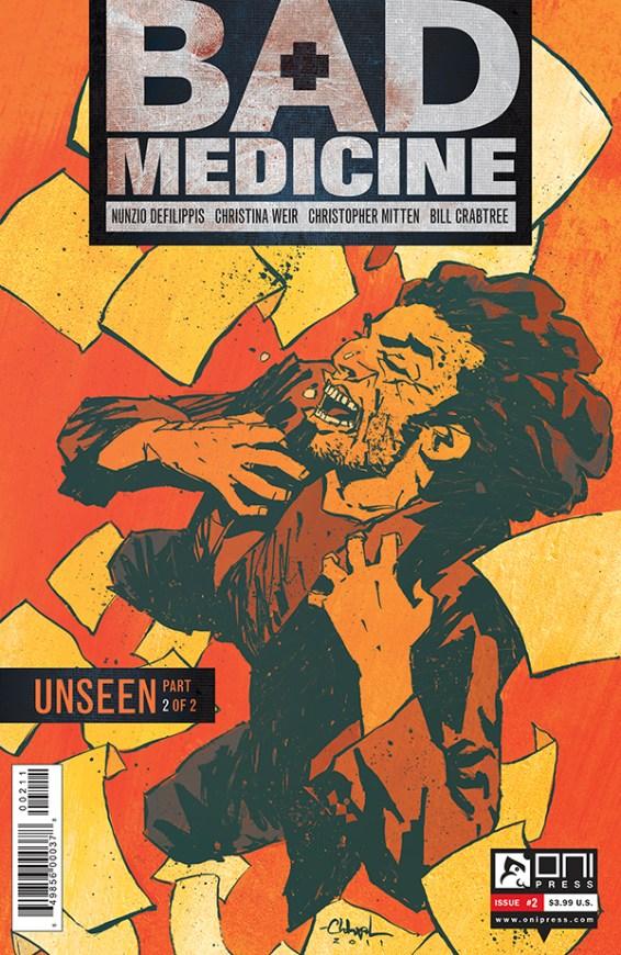 BADM #2 Cover