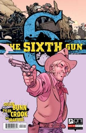 PRESS ONLY - 6GUN #23 COVER