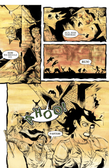 DUST 5 Page 7 Preview