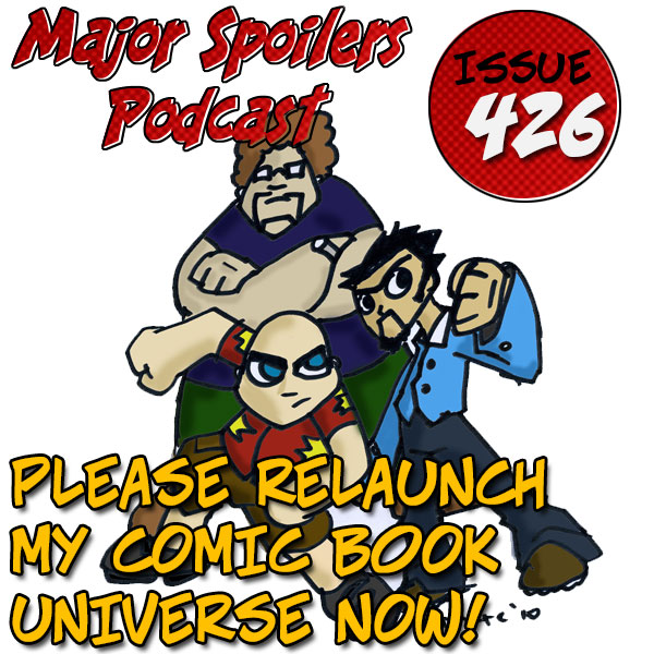 Please relaunch my comic book universe NOW!