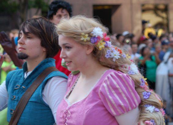 2012 Parade Disney Tangled