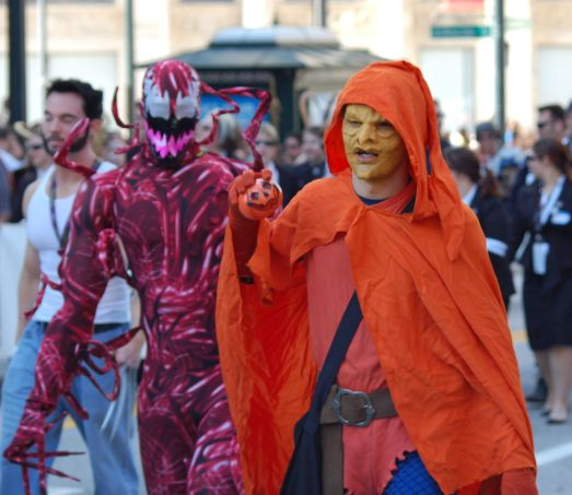 2012 Parade Marvel Villians