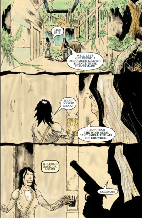 DUST#6 Page 3 Preview