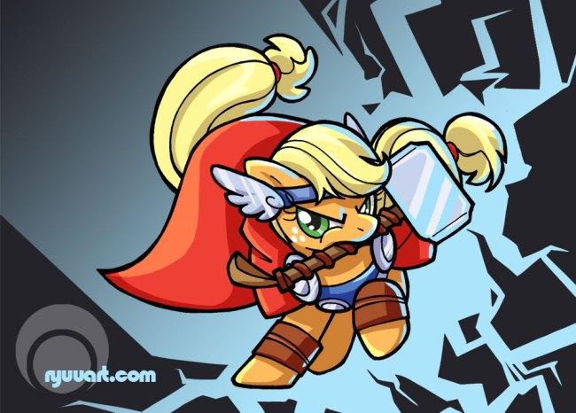 Apple Thor
