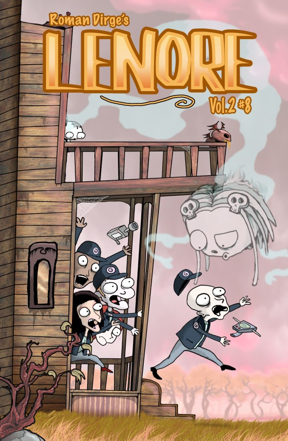 Lenore #8 cover 2