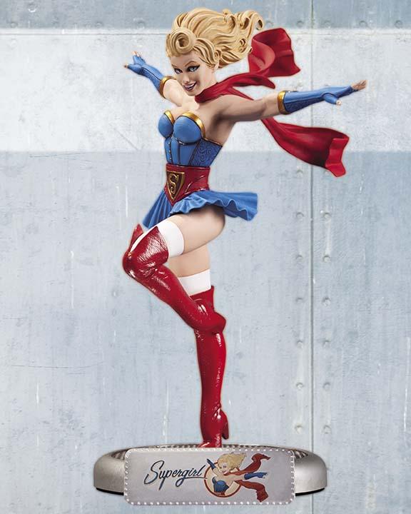Bombshells_Supergirl