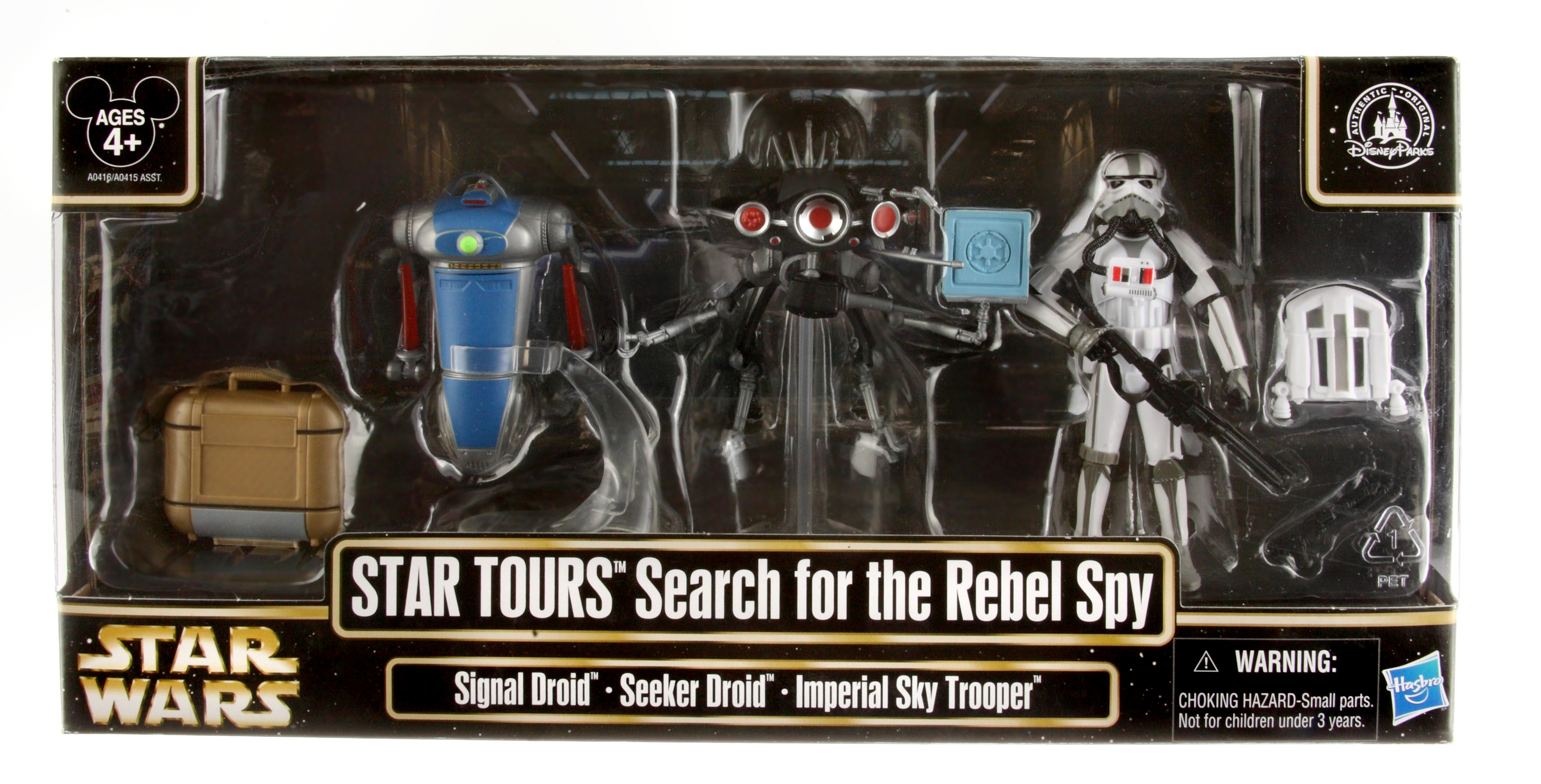 TOYS Disney announces park exclusive Star Wars figures — Major