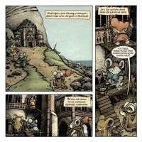 Mouse Guard Black Axe 6 Preview-PG1