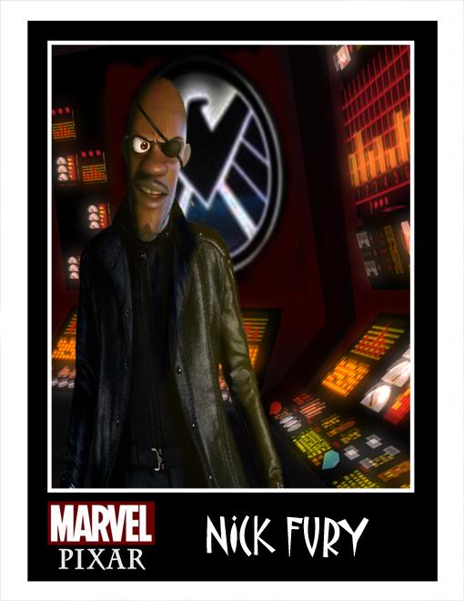 Nick Furry