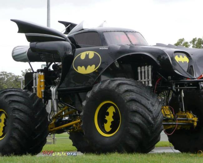 batmobilemonstertruck