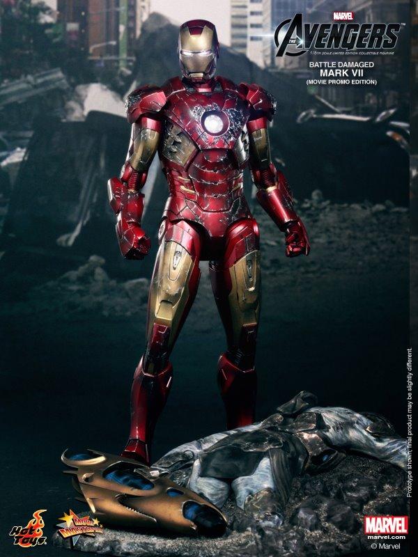 The-Avengers-Battle-Damaged-Mark-VII-Movie-Promo-Edition-7