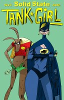 Solid State Tank Girl #4