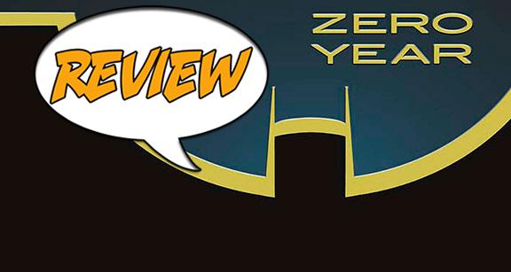 DC Comics, New 52, Batman, Bruce Wayne, Zero Year, Scott Snyder, Red Hood, Greg Capullo