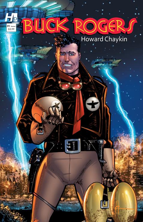 Buck Rogers #1 Variant