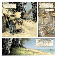 Mouse Guard V3 The Black Axe Preview-PG4