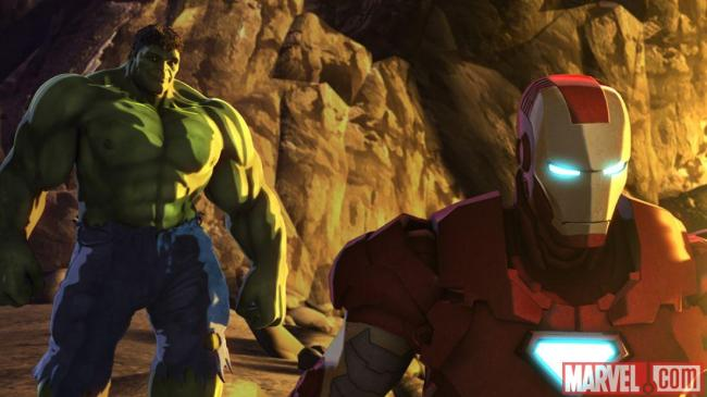 Hulk and Iron Man Heroes United_06