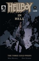 Hellboy Hell_5_cover