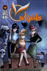 Owlgirls cover