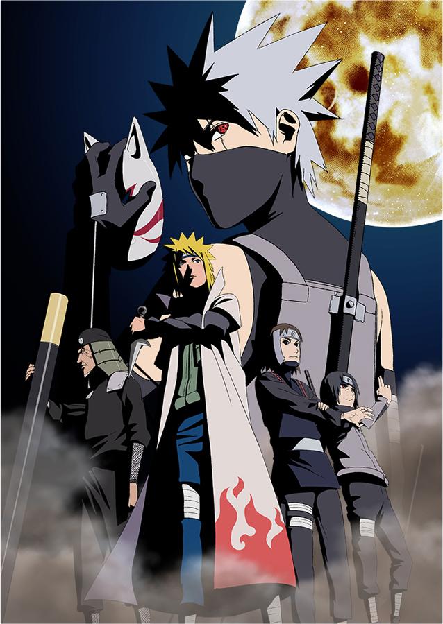 NarutoShippuden-StoryArc-KakashiBlackOps-KeyArt