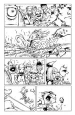 Rocket_Raccoon_1_BW_Preview_1