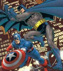 Batman, Superman, Captain America, DC Comics, Warner Bros, Marvel, X-Men
