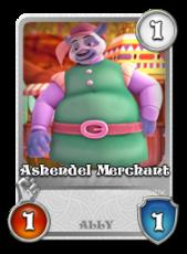 Ashendel Merchant