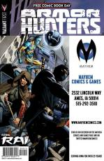 Valiant-FCBD-2014-Retailer-Variant-(Mayhem-Comics-&-Games-1)