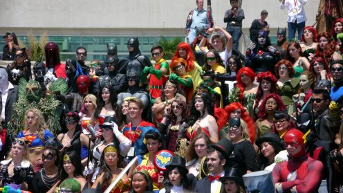 DC Cosplay Meetup