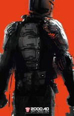 Dredd Underbelly Poster
