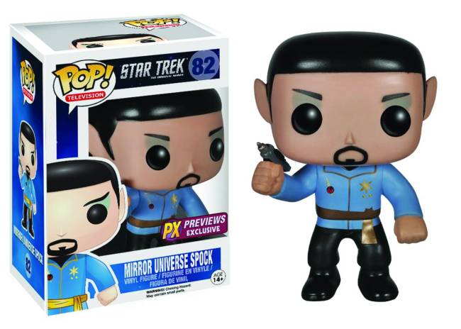 SpockPOP!