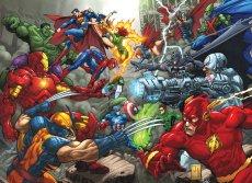 DC, Marvel, movies, Shazam, Avengers, Captain America, Justice League, Batman, Superman