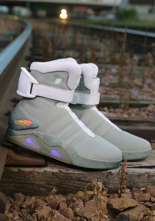 back to the future shoes d