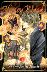 Honey Blood 01 Cover Image