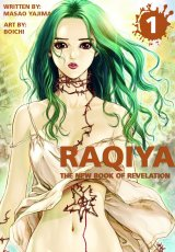 Raqiya volume 1 cover