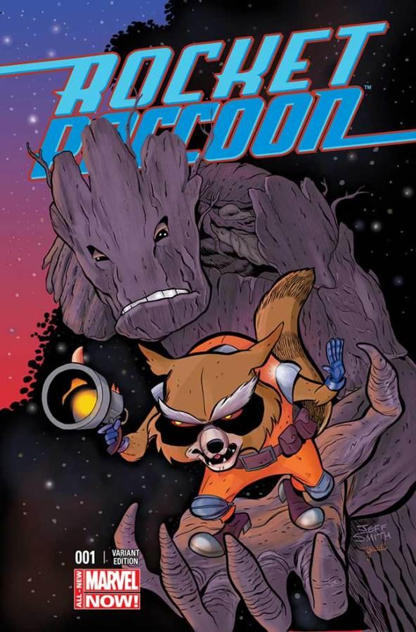 Rocket-Raccoon-#1-Jeff-Smith-Variant