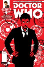 The Tenth Doctor #4 Cover B (Photo)