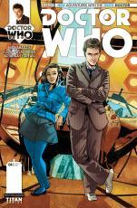The Tenth Doctor #4 Cover C (Elena Casagrande)